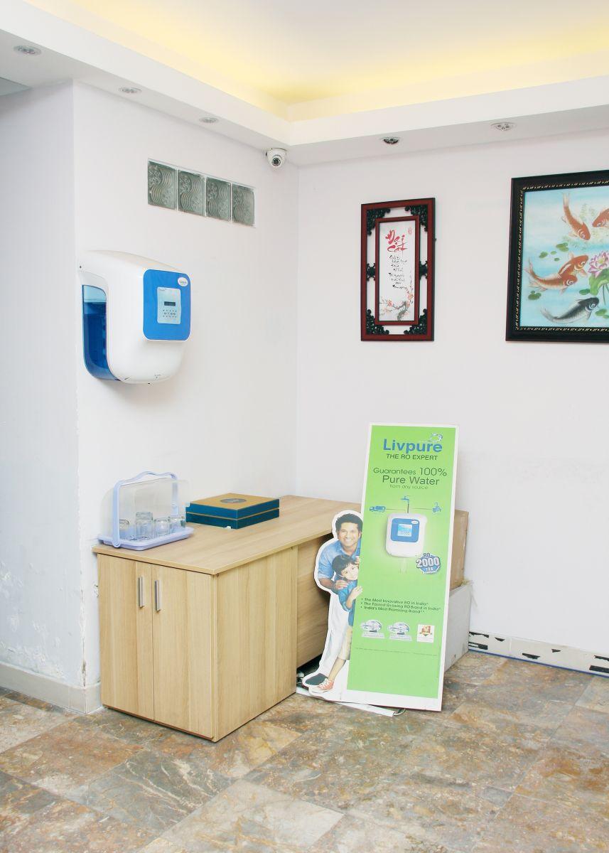 Lắp đặt máy lọc nước livpure Envy