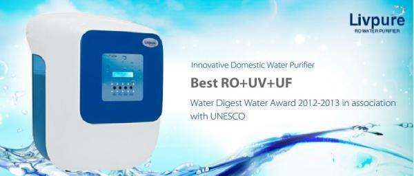 máy lọc nước livpure touch chính hãng