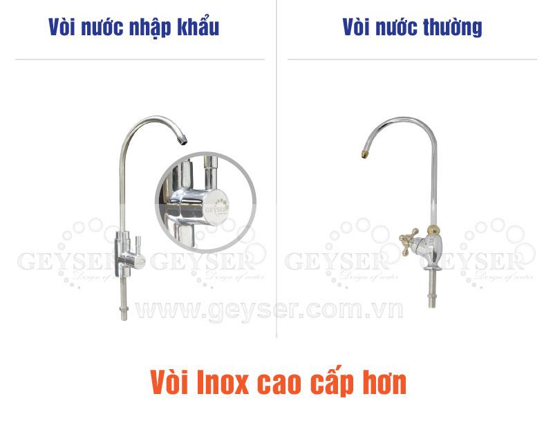 vòi nước chất lượng cao cấp