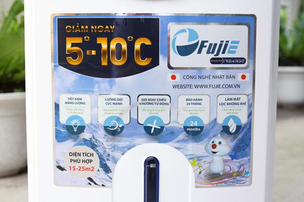 máy làm mát cao cấp FujiE Nhật Bản